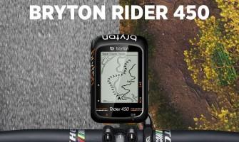 Bryton Rider 450 teszt