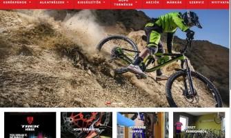 Új honlap