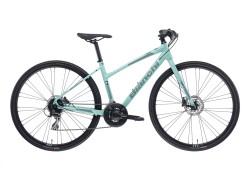 BIANCHI C-SPORT 2 DAMA - ACERA 24SP kerékpár celeste