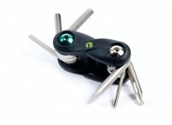 Bikefun Gadget 6 mini multiszerszám