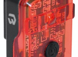Bikefun NIT USB hátsó villogó