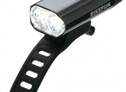 Lámpa BIKEFUN GLARE 400 USB első lámpa