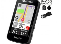 Computer BRYTON RIDER 750E GPS komputer