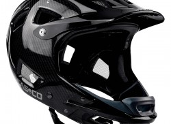 Casco MTBE full-face karbon fejvédő