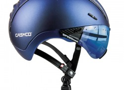 Casco Roadster Plus Navy Metallic SPEEDmask