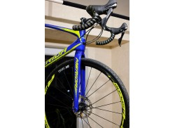 Merida 2016 Cyclo Cross 6000 fekete-lime